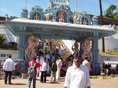 Pilgrimage at Kalasheswara temple