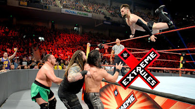 Resultados WWE Extreme Rules 2017