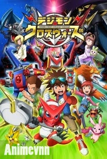 Digimon Adventure SS6 -  2013 Poster