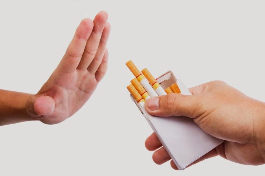 Cara Berhenti Merokok Dengan Cepat Dan Alami