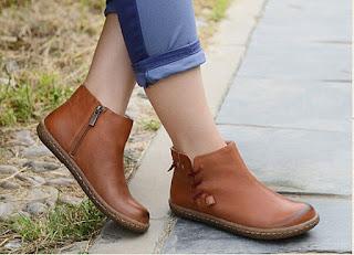 Deri Kadın Ayakkabı
