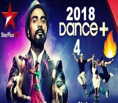 Dance Plus S04 2nd December 2018 HDTV 480p Full Show Download