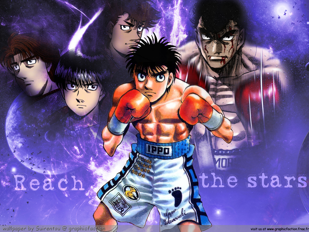 Hajime No Ippo Wallpaper Qhd Wallpapers