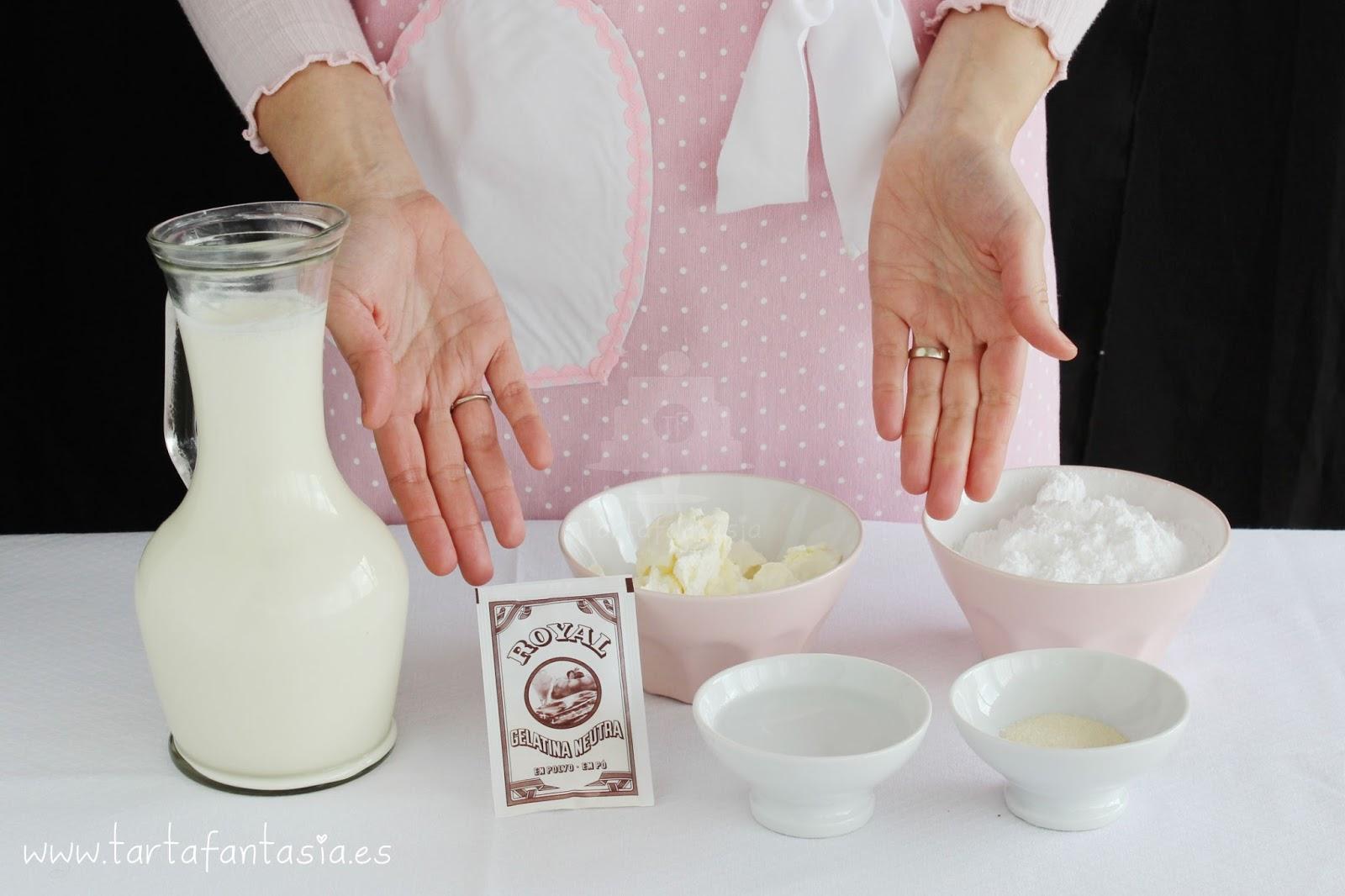 Como Decorar Tartas Con Azucar Glass