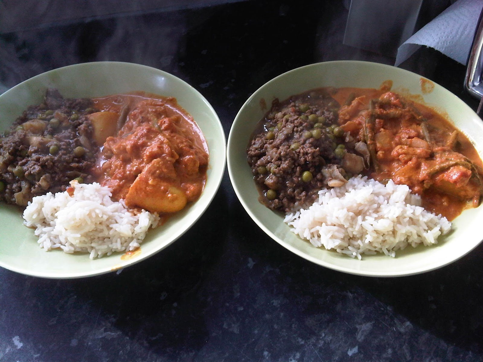 Frugal Up North: Homemade Takeaway