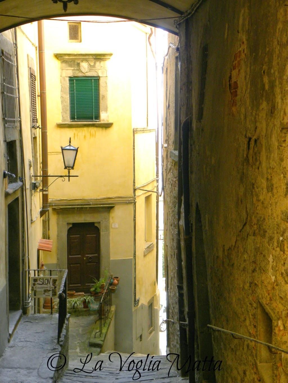 Cortona centro storico