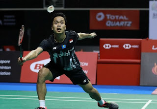 Live Streaming Badminton Asia Championships 2019