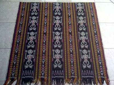 Tenun Blanket Etnik