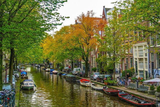 Melhores regiões para se hospedar em Amsterdã