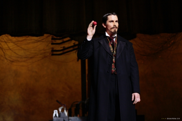christian bale as alfred borden, The Transported Man, the prestige