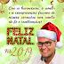 Vereador Charles Bomfim e família deseja a todos Miguelenses   um Feliz Natal e um Próspero Ano Novo