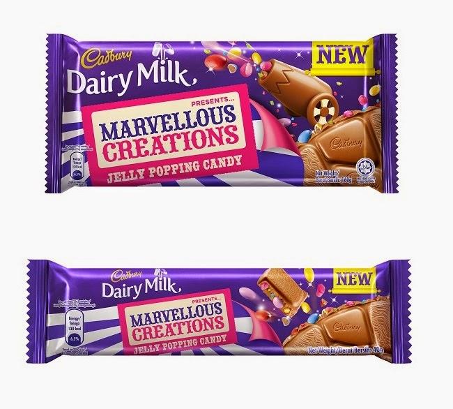 Marvelous Creations: GoodyFoodies: The All-New Cadbury Dairy Milk Marvellous