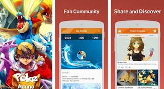 aplikasi chatting pokemon go