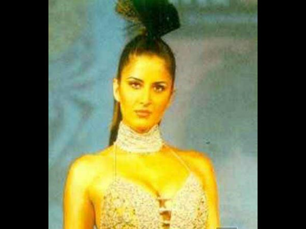Katrina Kaif's Unseen pictures