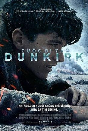 Cuộc Di Tản Dunkirk 2017 - Cuộc Di Tản Dunkirk