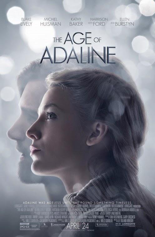 Adaline Movie Trailer