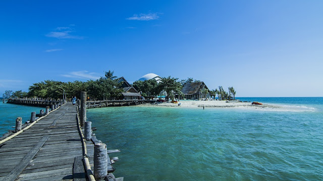 Tanjung Lesung The Virgin Beach Near Jakarta New Bali