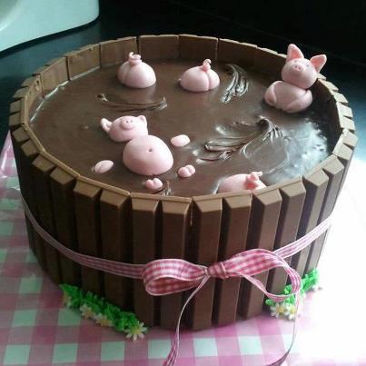 Michelle S Food Blog Method Pigs In The Mud Cake