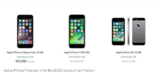 Flipkart-gives-You-Rs-20,000-flat-discount-on-Apple-iPhone