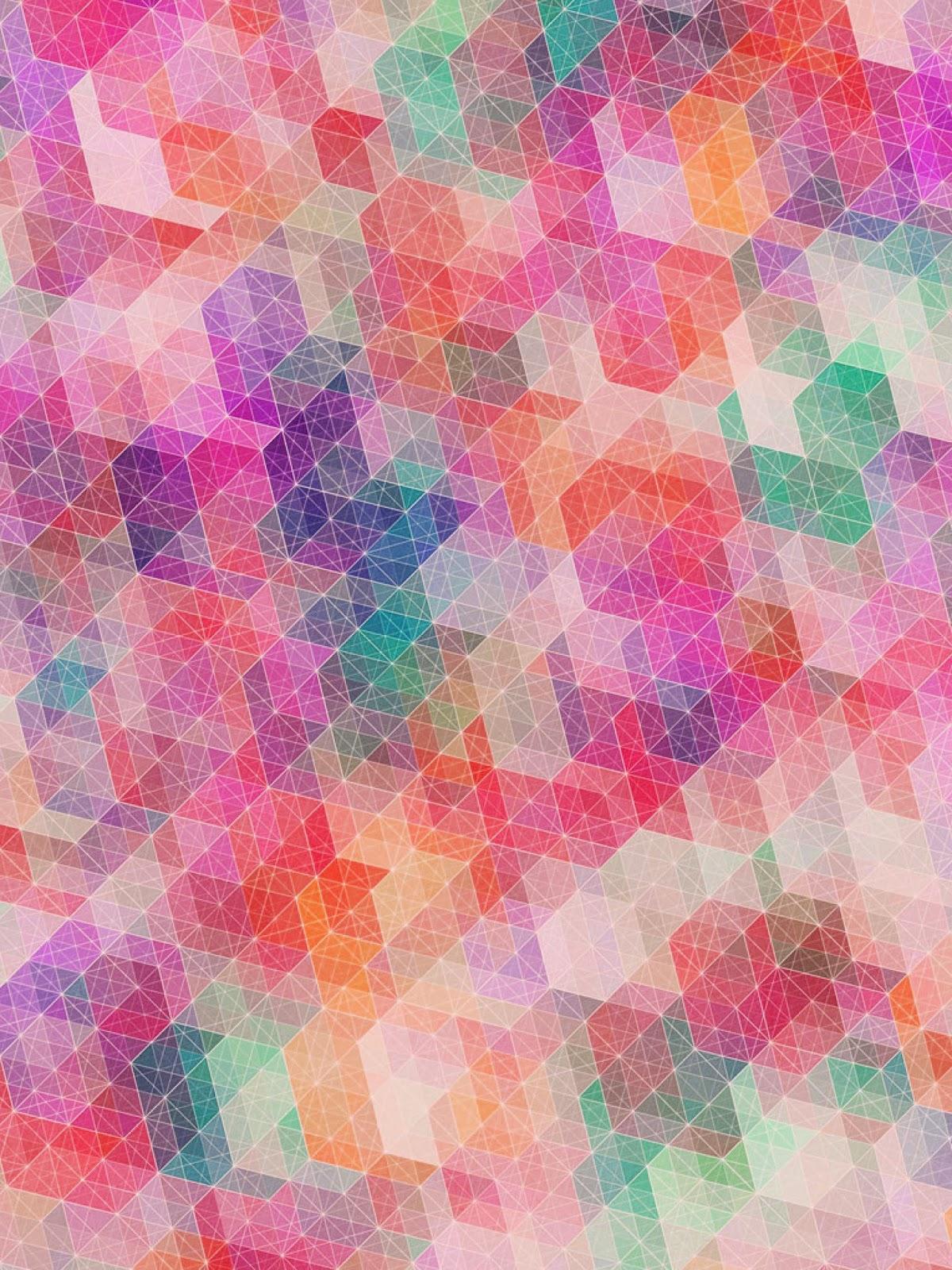 Doodlecraft FREE Geometric Colorblock Lines Printable