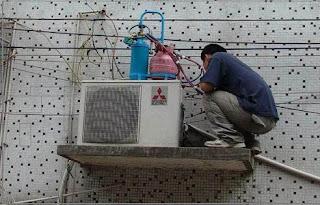 Cách nạp gas điều hòa inverter ga R410A
