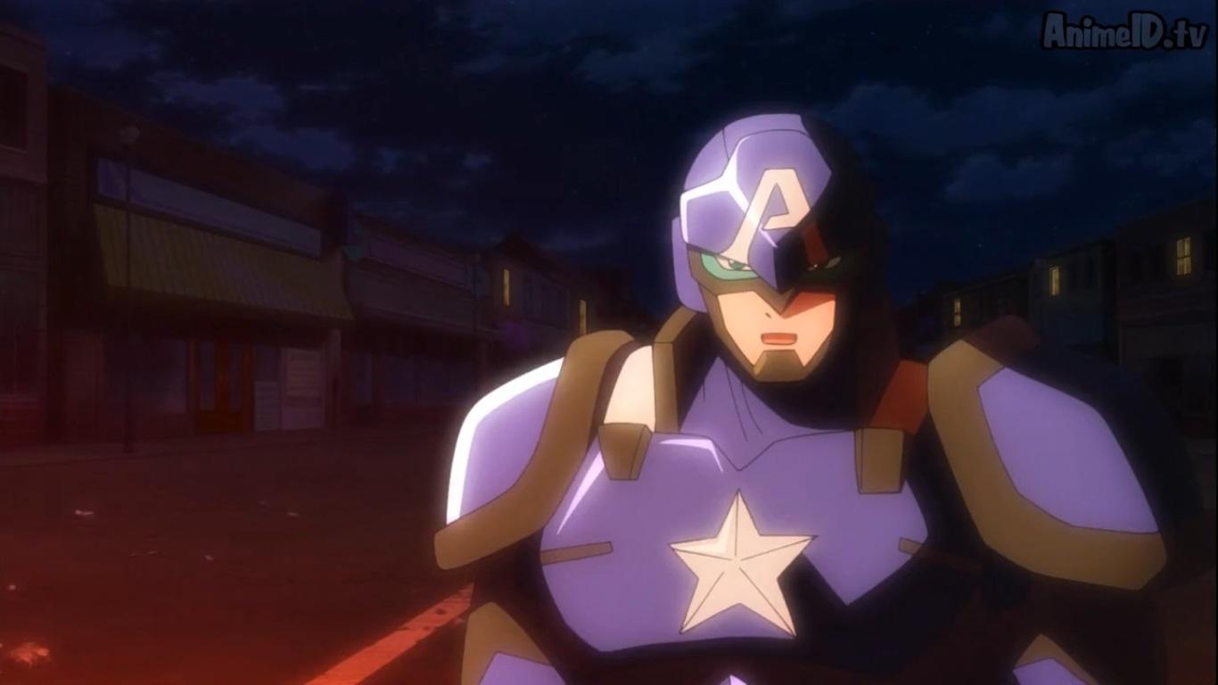 Iron man anime capitulo 12 latino dating 2