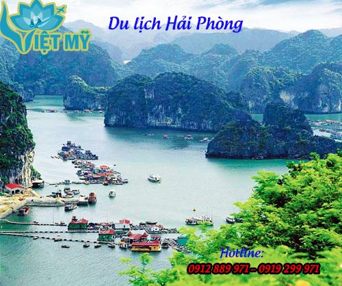 Vé máy bay từ Hà Nội đi Hải Phòng giá rẻ