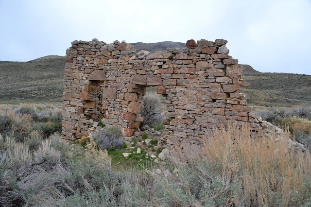 doorways in stone wall
