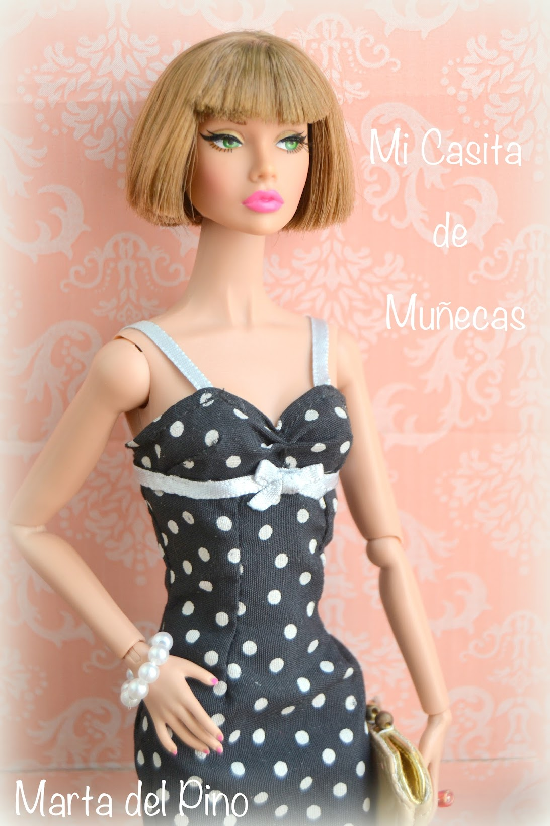 Poppy Parker Airways It, Integrity Toys, Mi casita de Muñecas, Marta del Pino