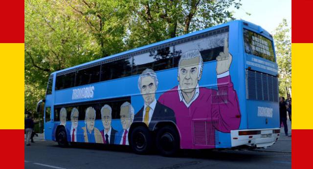 """El PP tacha de """"antidemocrático"""" el 'tramabús' de Podemos"""