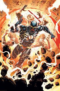 """Reseña de """"Liga de la Justicia: La Guerra de Darkseid"""" de Geoff Johns y Jason Fabok - ECC Ediciones"""