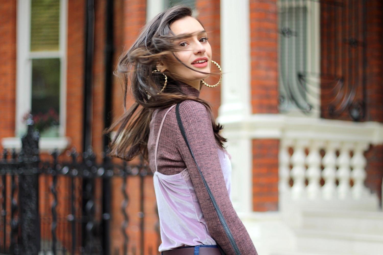 peexo autumn layering velvet new look