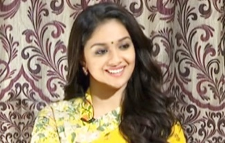 Keerthy Suresh Exclusive Interview