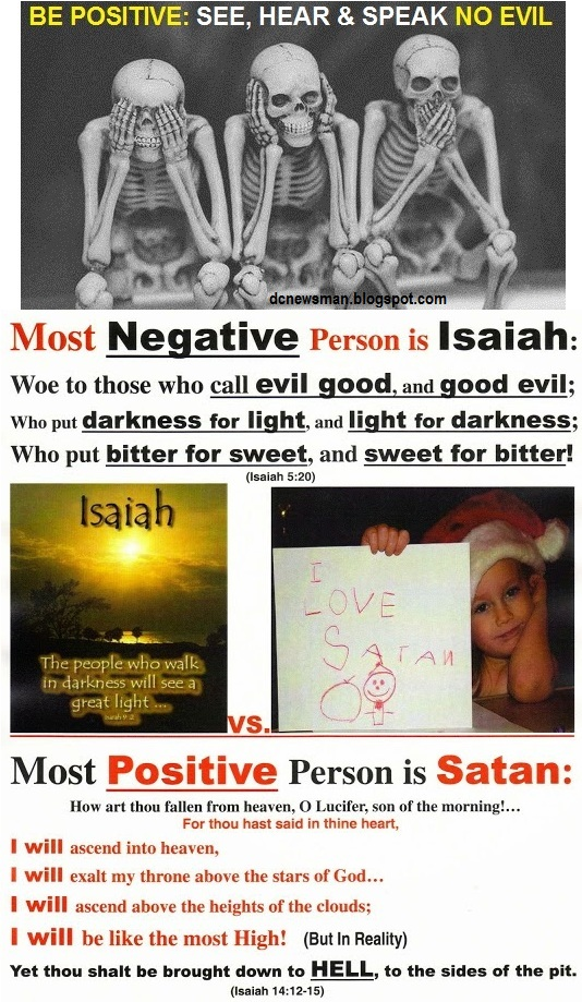 76a7a55d0f15 News Man  New Agers Hate the 1st Commandment