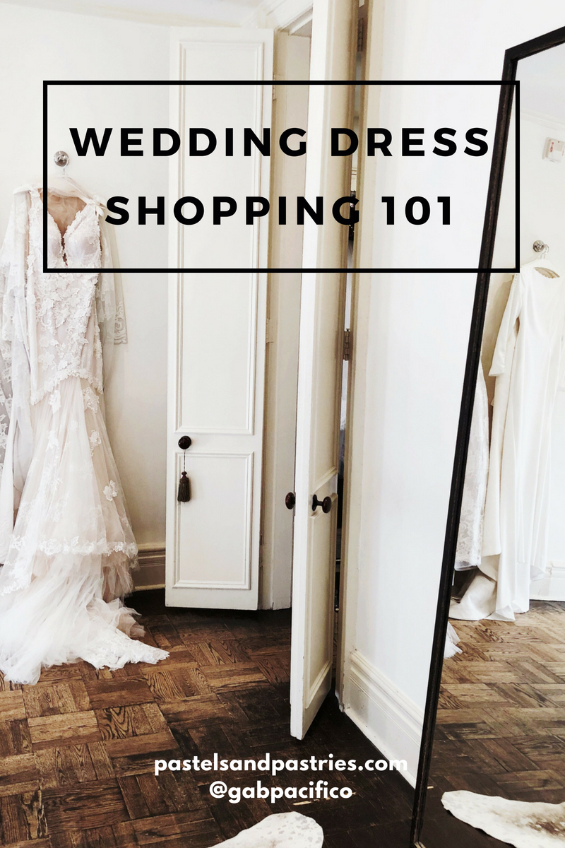 White Toronto, Pastels & Pastries, gabpacifico wedding, how to shop for a wedding dress, wedding dress shopping, bride 2019, wedding 2018