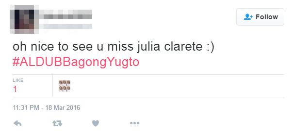 Julia Clarete Is Back On Eat Bulaga! Must Watch!
