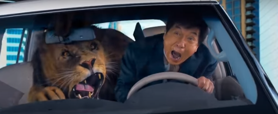 Jackie Chan 'Kungfu Yoga' Movie official Trailer