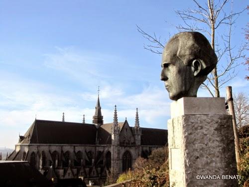 La Collegiata di Sainte Wadru a Mons