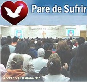 Iglesia Pare de Sufrir obliga ofrendar