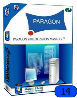 Paragon Virtualization Manager 14 Compact Portable