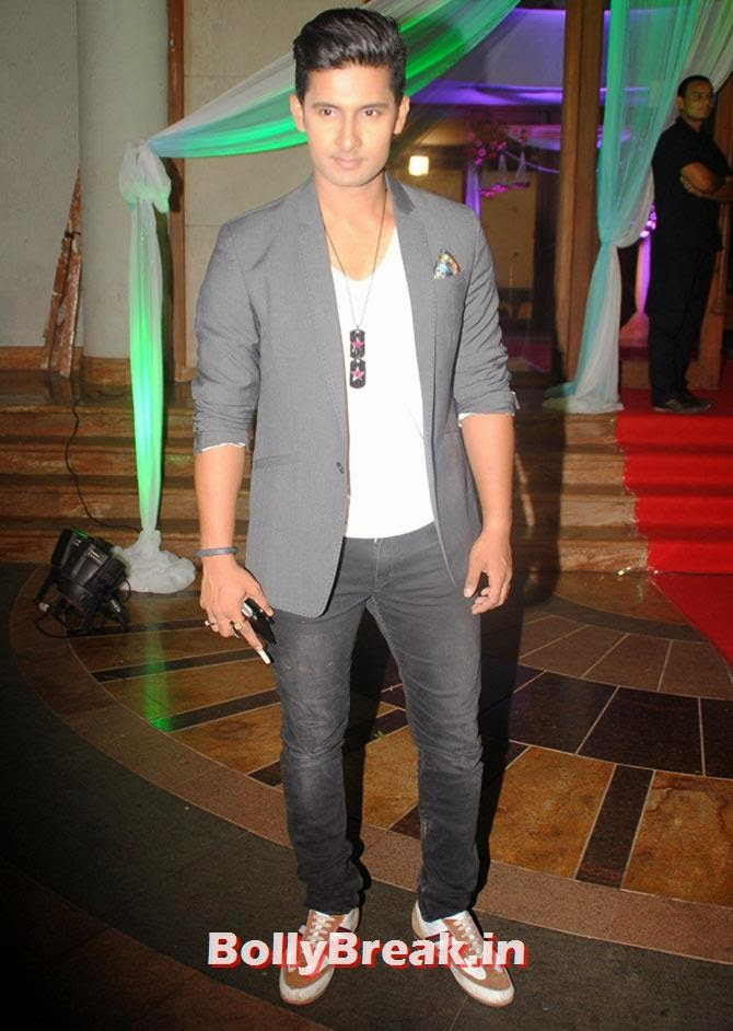 Ravi Dubey, Indian Tv Serial Mahabharat Heroines and Heroes Pics from Success Party