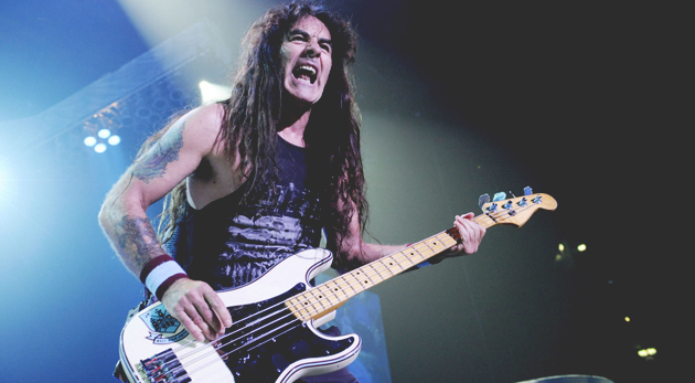 steve harris avenged sevenfold