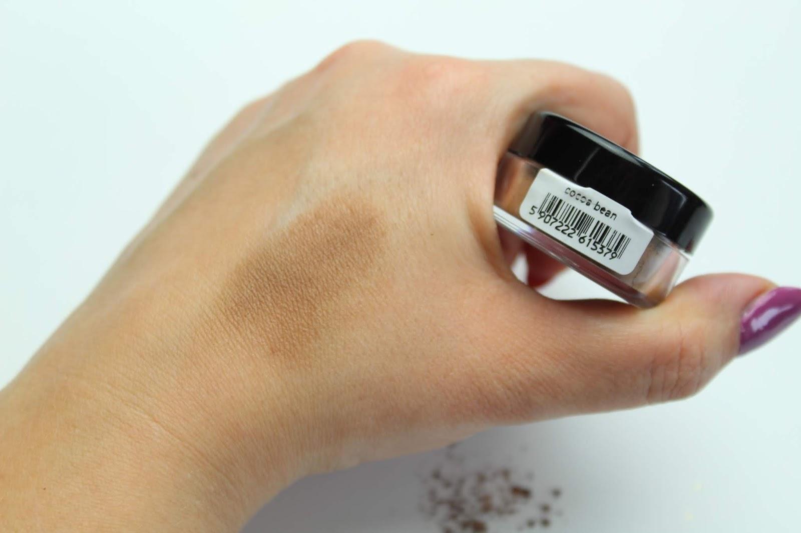 Neauty minerals bronzer mineralny cocoa bean