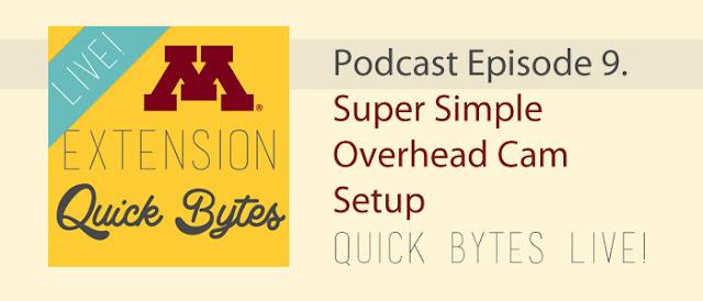 banner: Podcast episode 9