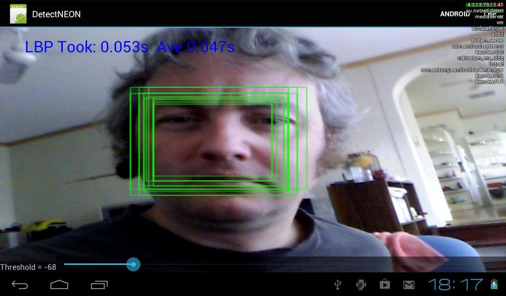 A Hacker's Craic: Android face detector demo