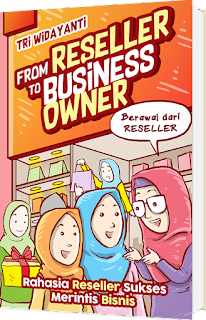 Buku from reseller to business owner