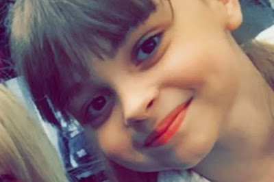 Manchester Attack : Man Describes How He Held Dying 8 Year Old Girl In His Arms As She Called Out For Her Mum