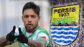 Persib Bandung Akan Perkenalkan Erivelto Emiliano da Silva Jumat