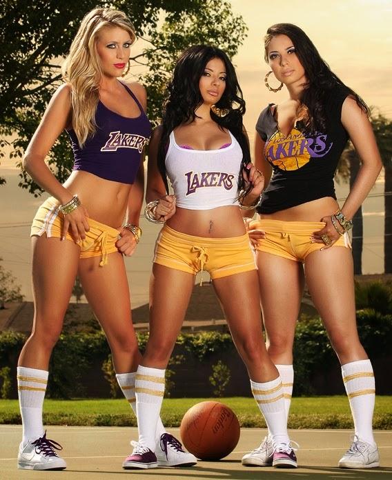 Slam dunk babes on twitter