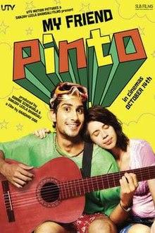My Friend Pinto (2011) Hindi 720p WEB-DL 800MB